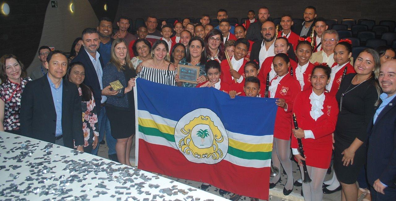 Fórum de Educação Empreendedora & Cerimônia Estadual do Prêmio Sebrae de Educação Empreendedora.