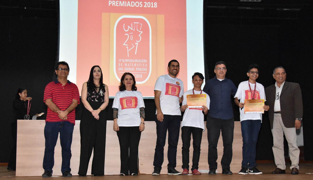 A Olimpíada Brasileira de Matemática das Escolas Públicas (OBMEP)